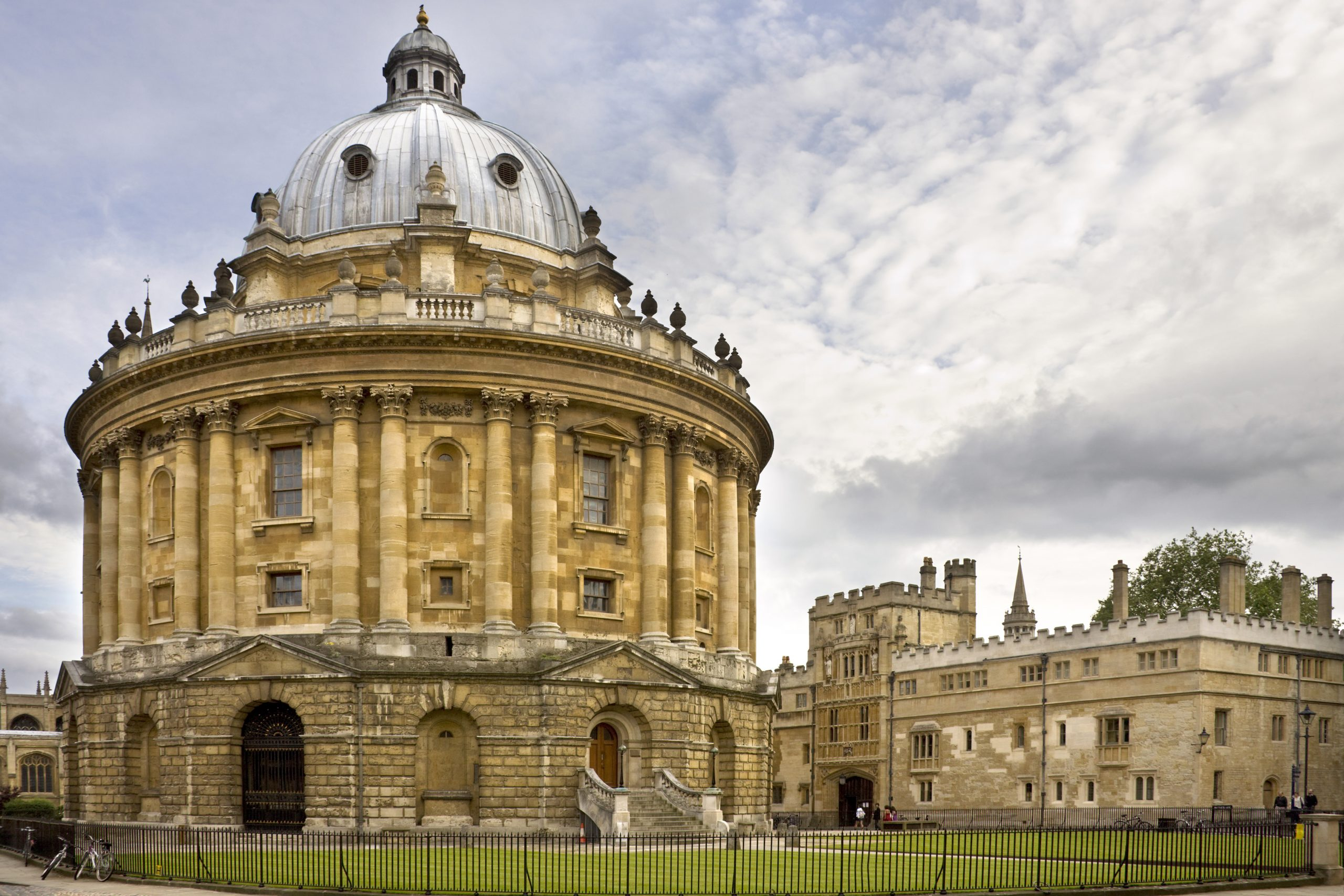 The Radcliffe Camera at University of Oxford